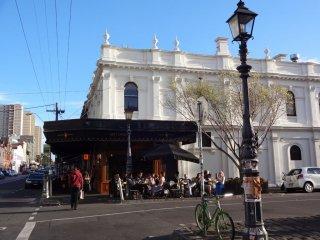 Das Stadtviertel Fitzroy