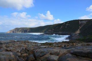 die Küste von Albany