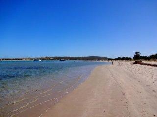 Der Strand von Kalbarri