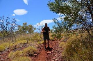 Knox Gorge Wanderung