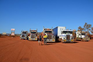 Roadtrains
