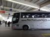 Unser Bus von Salta nach Cafayate