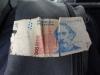 Eine ganz normale 2 Pesos Note