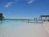 Bei der Lagune in Cairns
