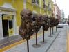 Kunstausstellung in Campeche