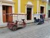 In den Strassen von Campeche