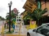 Hotelzone in Cancun