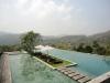 Veranda Hotel und der Pool