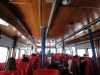 Im Boot nach Phuket