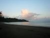 morgens um 7Uhr am Meer