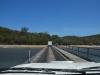 Der Holzsteg auf Fraser Island