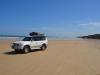 Auf dem Fraser Island Highway