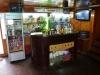 die Bar auf dem Schiff