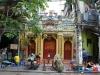 alte Tempel in Hanoi's Altstadt