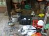 Eine der vielen Garküche in Hanoi's Altstadt