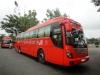 Der Bus von Can Tho nach Ho-Chi-Minh City