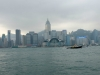 Hong Kong Skyline bei Tag