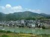 auf dem Weg nach Huang Shan