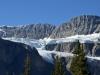 Gletscher beim Icefields Parkway