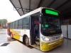 Mit dem Bus zum Iguazu Park von Argentinien