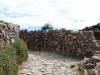 Der Weg zu den Ruinen