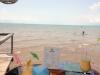 Mango Fruitshake am Meer