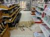 rieser Hund im Supermarkt :)