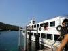 Unser Boot nach Koh Tao