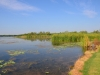 Der See beim Campingplatz in Kununurra