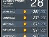 Wetterprognose ;-)