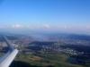 Die Schweiz mal von oben...über den Zürisee!