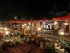 Der Nachtmarkt in Luang Prabang