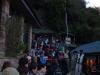 Anstehen beim Eingang zum Machu Picchu