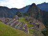 Machu Picchu vor dem Sonnenaufgang