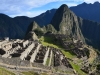 Machu Picchu in den Morgenstunden