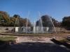 Springbrunnen im Park von Mendoza