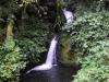 Der Wasserfall im Monteverde Cloud Forest
