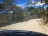 die Strasse hoch nach Monteverde