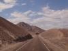 Die Wüste in Peru, von Ica nach Nazca
