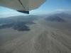 Panamericana mitten in der Wüste