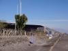 Der Flughafen von Nazca