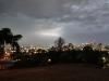 Gewitter über Brisbane