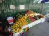 Früchtestand an der Strassenecke