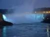Horseshoe Falls by night