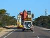 Over Size Lastwagen