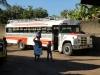 Unser Bus nach Rivas