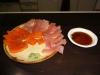 Apéro time - Sashimi time