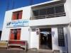 Unser Hostel in Paracas