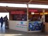 Der Busbahnhof in Paracas