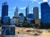 Perth CBD in einigen Jahren